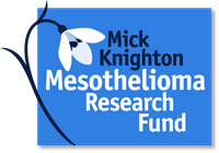 Mick Knighton Mesothelioma Research Fund. British Lung Foundation
