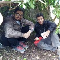 Omar and Zeeshan
