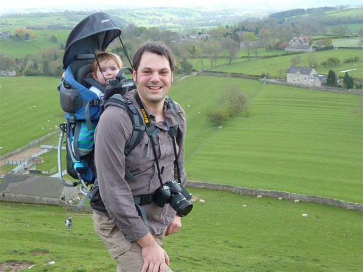 105 Miles in March for Naomi House