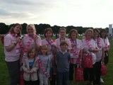 Congham Chic's Race For Life!