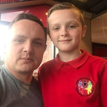 Andy Mortby, Dewsbury Rangers Under 10s Coach
