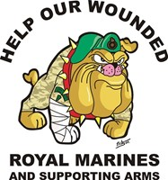 Help Our Wounded Royal Marines and Supporting Arms