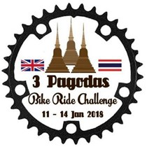 "Three Pagodas Challenge - the ""one million Baht"" challenge!"