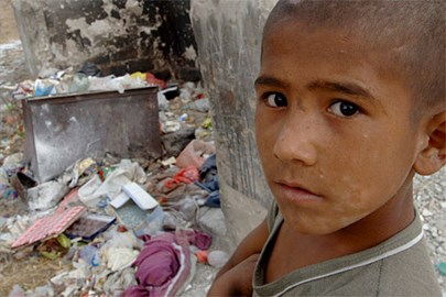 Poverty is the lack of basic human needs