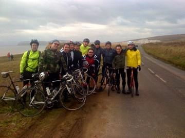 "The ""Tour de Wight"" training camp"
