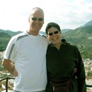 Liz and Pete Jordan