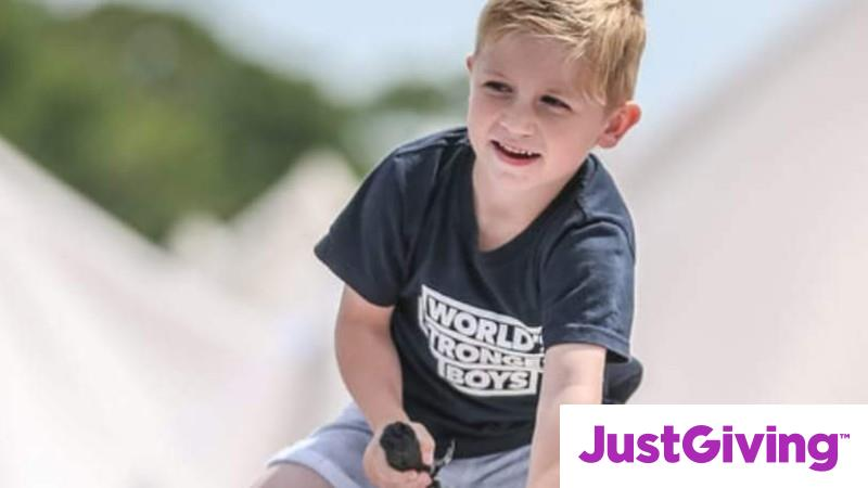 c8a878440 Crowdfunding to help fund 'Lifting Louis' which soley funds Duchenne UK to  help fight for Louis and all the other boys that are fighting this awful  disease ...