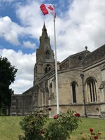 St Mary's Church,  Warmington, Northants, UK