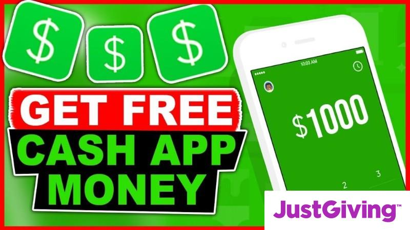 Crowdfunding to 【CASH APP HACK 】CASH APP FREE MONEY NO HUMAN VERIFICATION  on JustGiving