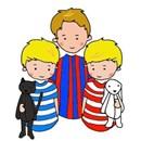 Hannah, Stevyn and the boys x