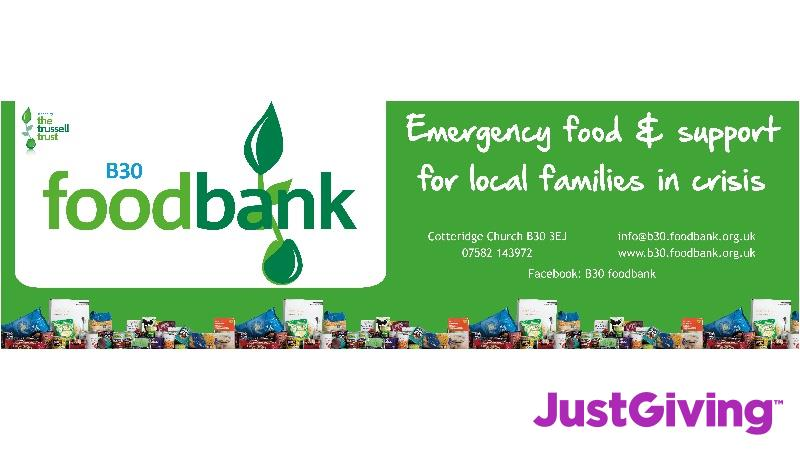 Crowdfunding To Provide Emergency Food For Families In