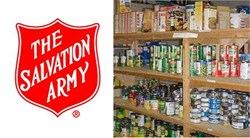 Salvation Army Community Food Bank Burton On Trent