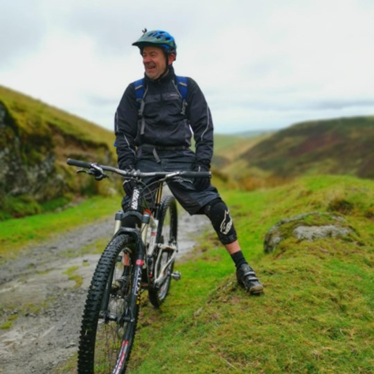 Tim's 200 Miles for May - Off Road