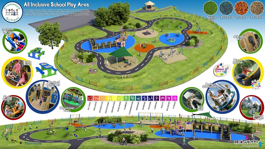Crowdfunding To Help Raise Funds For Fiveways New Sensory