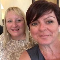 Cheryl Edwards & Tara Hobden
