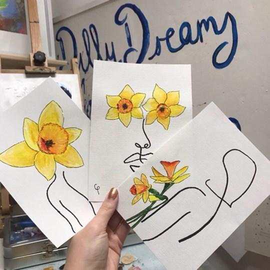 DillyDreams Daffodil Fundraiser