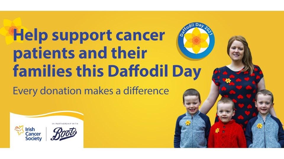 Eimear's Daffodil Day 2021 Fundraiser
