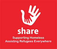 Share - Supporting Homeless Assisting Refugees Everywhere