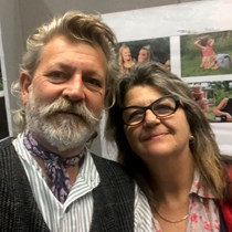 Lisa and Charles Hooper
