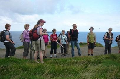 Renate's Walking group