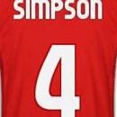 G SIMPSON