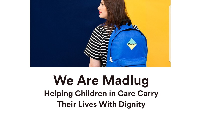 fc1d143e9d9f Crowdfunding to MADLUG - Making A Difference Luggage