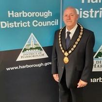 Chairman Harborough District Council
