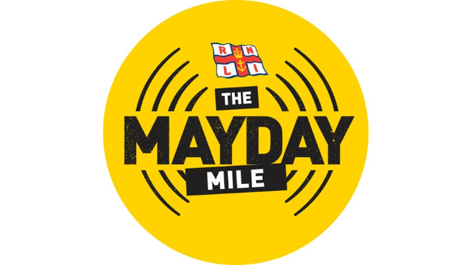 My Mayday Mile for RNLI