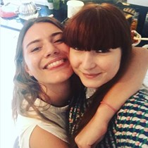 Maria Santillana & Anna Saltmarsh