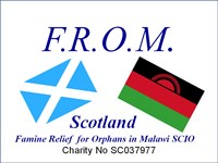 Famine Relief for Orphans in Malawi