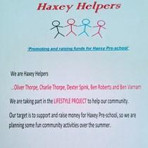 Haxey Helpers
