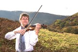 Tim Kliphuis, fiddler and runner