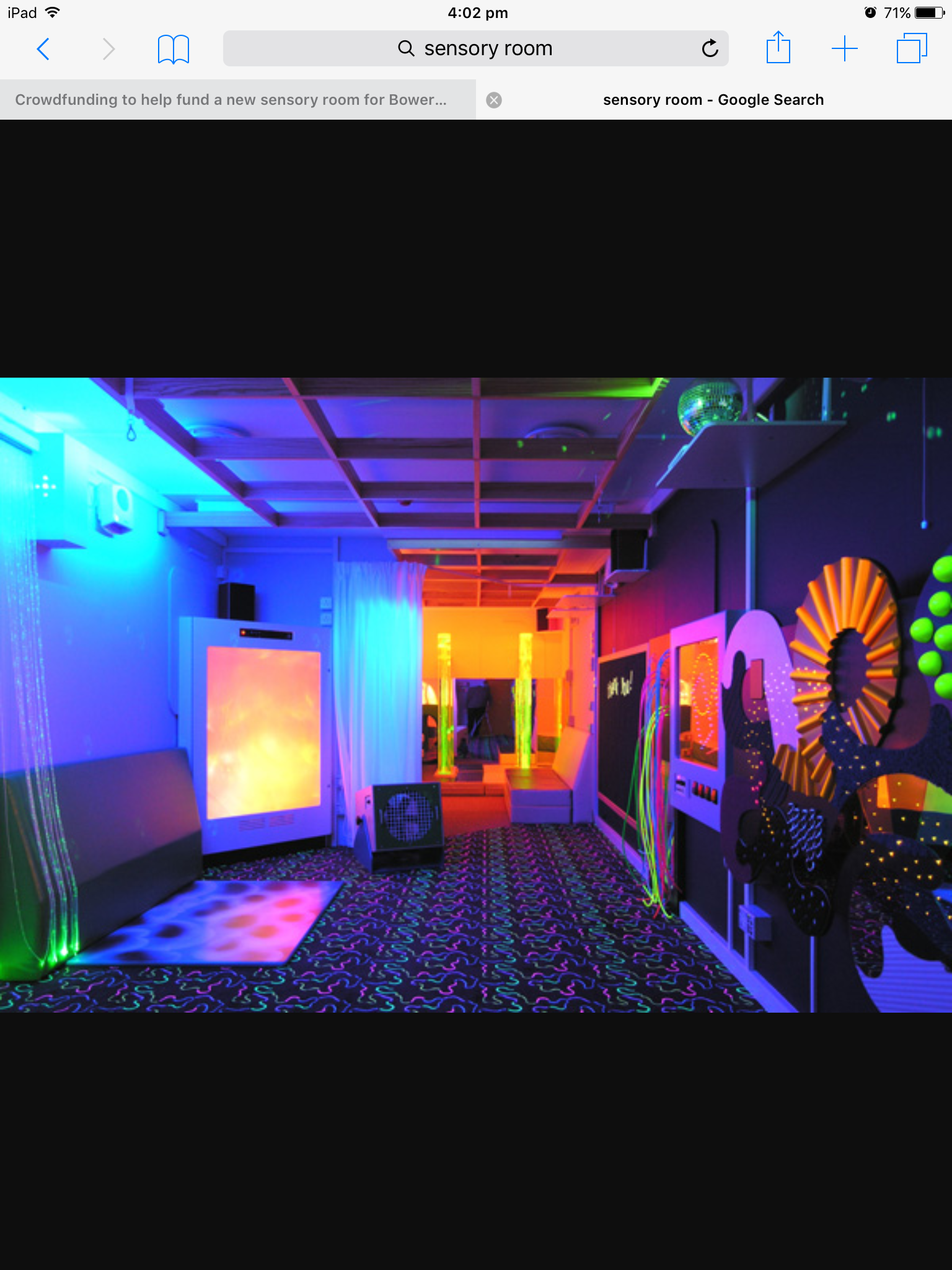Bb 57 Engine Room: Crowdfunding To Help Fund A New Sensory Room For Bower