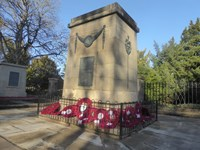 Friends of Falkirk War Memorial