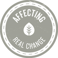 Affecting Real Change
