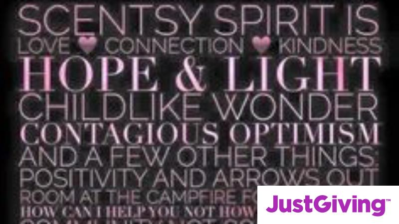 Crowdfunding To Jsg Scentsy Spirit We Know Of Group Members Having