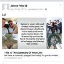 James Price Œ