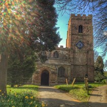 St Botolph's Church  Newbold on Avon