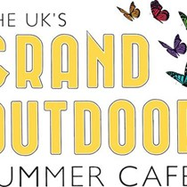 The UKs Grand Outdoor Summer Cafe