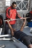 Sponsored Bench Press