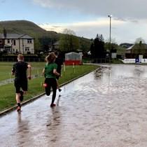 Rossendale Community athletics track redevelopment fundraising group
