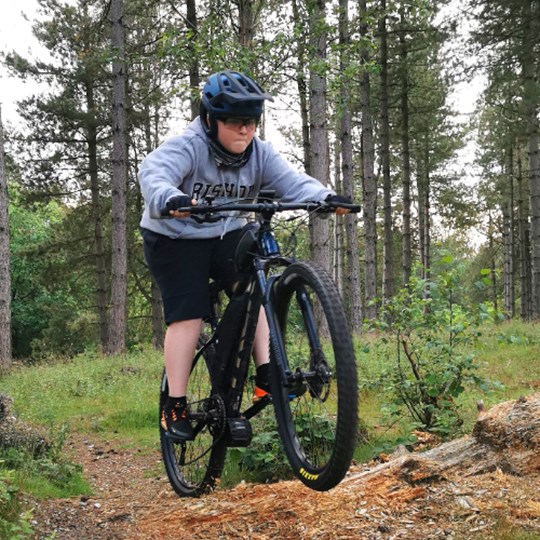 Joel's Cycling 300 miles in August for Prostate Cancer UK