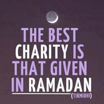 Ramadan Charity