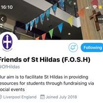 Friends of St Hilda's  FOSH