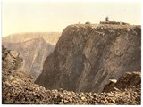 The Summit of Ben Nevis in the 1900s