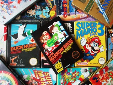Worlds rarest Nintendo game discovered!