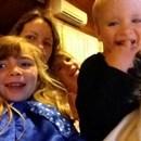 Jennie, Nigel and the kids xx
