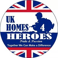 Uk Homes 4 Heroes Pride Passion Justgiving