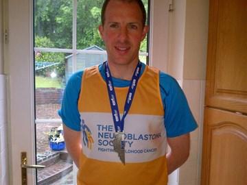Edinburgh Half Marathon - May 2014