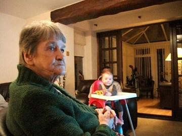 Mum & Lexie (great grandaughter)